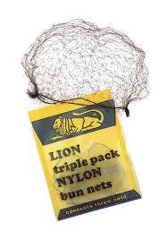 hair bun nets