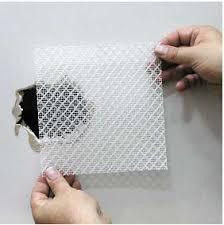 fiberglass wall