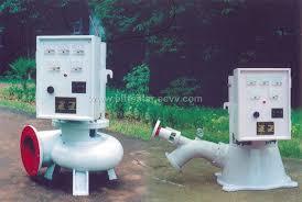 mini water turbine