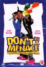 dont be a menace to society