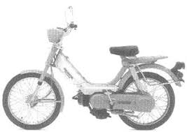 honda 50 moped
