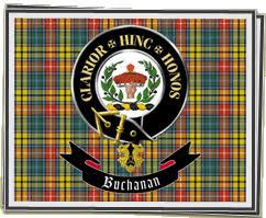 buchanan clan