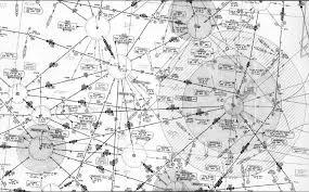 low altitude enroute chart