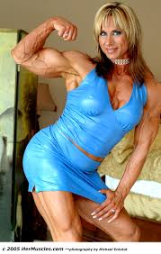 beautiful Sherry Smith bodybuilding images and pictures