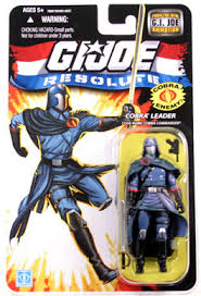 cobra commander toy