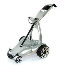 golf trolley design