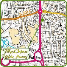 farnborough map