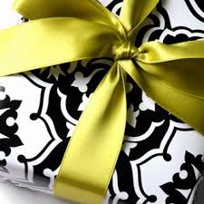 giftwrap bows