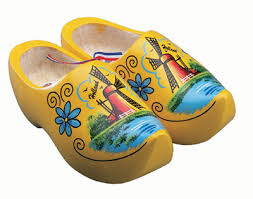 holland wooden shoe
