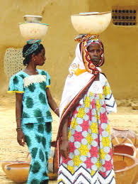beautiful women in africa