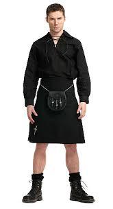 black kilts