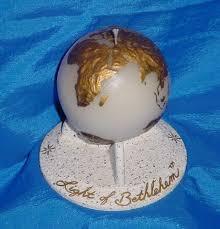 globe candles