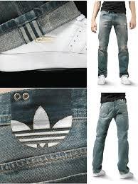 adidas original jeans