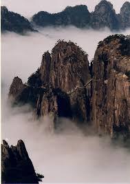 huangshan mountain china