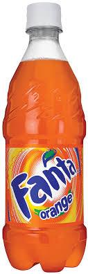 orange soda pictures