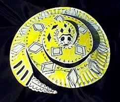 animal paper plates