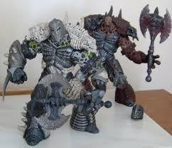 knights action figures
