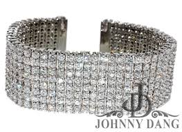 diamond watch band