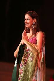 indian evening gown