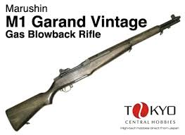 blowback rifles