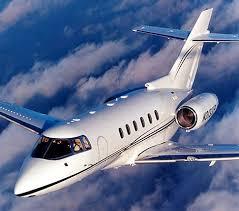 hawker airplane