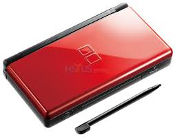 nds lite red