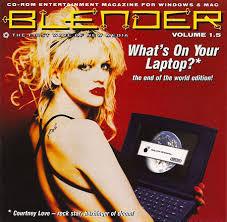 blender cd