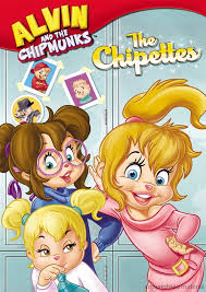 alvin and the chipmunks girl