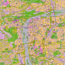 prague city maps