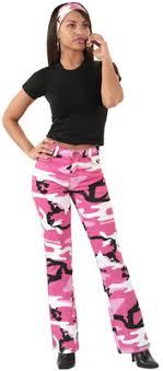 pink camo clothes