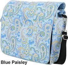bags blue