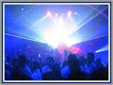 dancing nightclubs