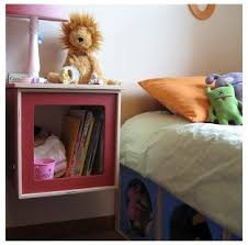 kids bedside table