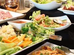 salad bar buffet