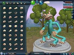 spore creature game