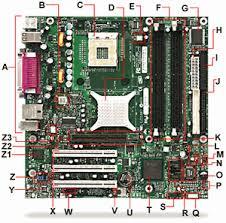 intel d865 motherboard