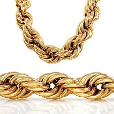gold dookie chain