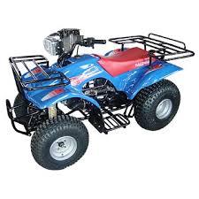 automatic four wheeler