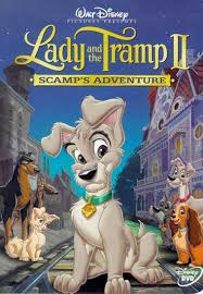 lady and tramp 2