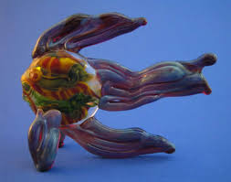 blown glass sculptures