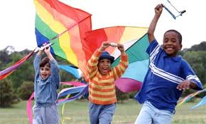 children kites