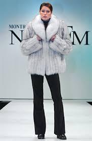 blue fox fur coats