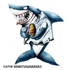cartoons shark