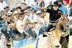 mujer vaquera
