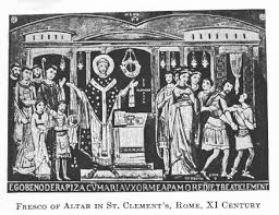 christian altars