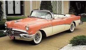 1956 buick convertible