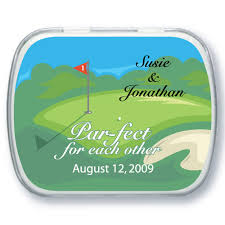 golf personalized