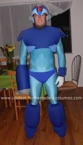 mega man costumes