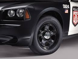 dodge charger police rims