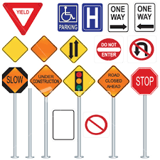 traffic signs picture